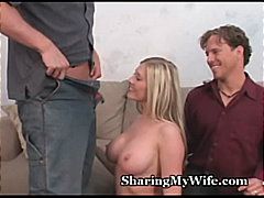 PornHub - Dynamite Wifey Shared With Super Cock