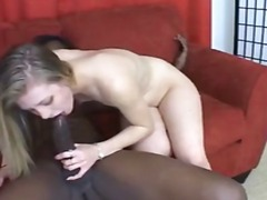 Alpha Porno - Nice tramp stamp on a cock riding slut