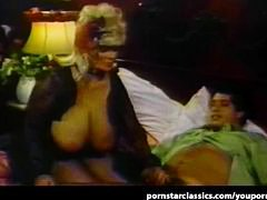 Tube8 - Classic Giant Boobs Candy Samples porn star