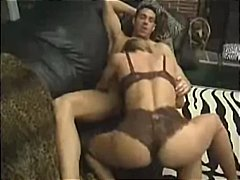 Nuvid - Busty blonde MILF gets a hard dick stuffed in her juicy pussy