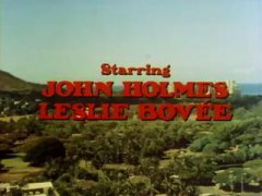 Classic porn with John Holmes getting...