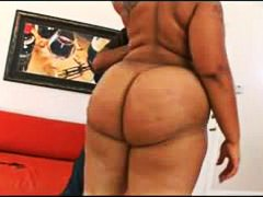 Alpha Porno - Fat girl likes a fat cock to fuck her pussy