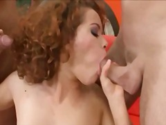 Xhamster - Two cocks in one girl