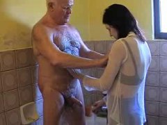 Xhamster - Very old Grandpa Mireck and young girl