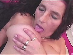 PornerBros - Hot 50 Plus Sandra nailed hard