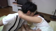 Young wife and young mother-in-law scene 9(censored)