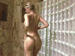 Redtube - Beautiful blonde having sex after shower