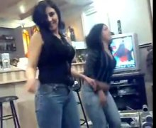 Arab Girl Dancing Hot