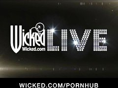 WICKED's LIVE SHOW #5 with Jessica Dr...