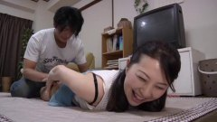 Young wife and young mother-in-law scene 10(censored)