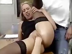 Cute German Teen Fisted amp Analysed ...