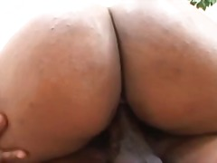 Horny BrickHouse Booty Bitch Shai !!!
