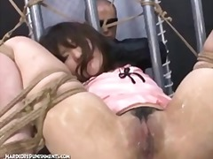 Tube8 - Japanese Bondage Sex  Pour Some Goo Over Me Pt. 12