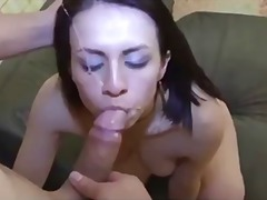 Tube8 - cum all over tits ass and face compilation