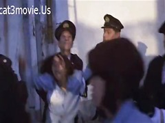Japanese movie of a woman in forced j...