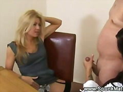 Two vixens try to make multiple men c...