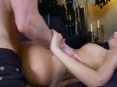 DrTuber - Hot Blonde Teen Drenched With Two Loads
