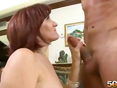 Tube8 - Debi 50 Plus MILF In She's Got A Lot Of Fucking To Do