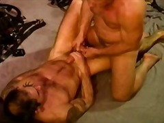 Hard gay cbt cum
