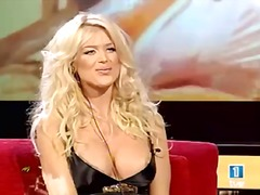 Redtube - Victoria Silvstedt tits oops
