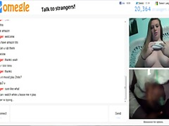 Xhamster - Omegle 92 (Women watches me while rubbing and on phone)