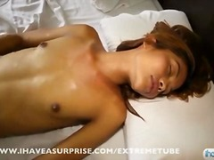 a Shemale Tube - Horny asian ts solo compilation