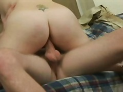 Xhamster - Young redhead cherry's anal creampie