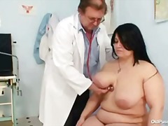 Big tits fat mom rosana gyno doctor e...