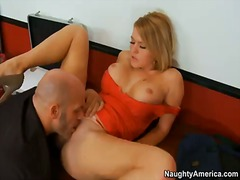 Updatetube - Bald dude with long dick derrick