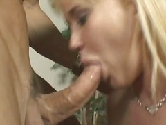 Breasty cock whore carly parker givin...