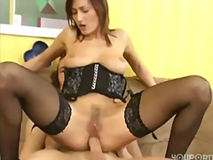 Tube8 - Big tits and ass fucking