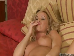 Silvia saint is a perfect blonde