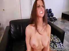Tube8 - Busty rachel roxxx fucks neighbor by fireplace while on phone with husband