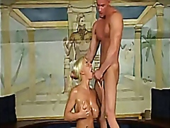 Vporn - Two Cocks in one Pussy