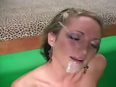 Cuck watches girl get gangbanged and ...