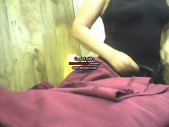 Indian plumb aunty undressing to take...
