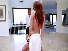 Maddy oreilly is fucking with sexy mr. pete