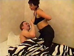 Sun Porno - Mom wakes son for sex