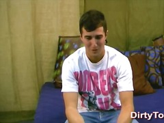 BoyFriendTV - Nasty taylor beating off solo