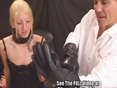 Dr sparky shocks and fucks carla