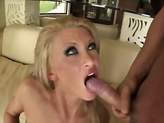 PornHub - One dirty slut takes on five guys