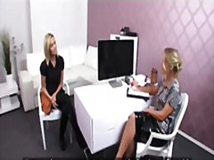 Redtube - Femaleagent assistant cameraman gets in on th