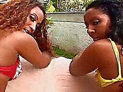Luana Alves and Joyce Oliveira XXX MP...