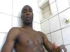 Ebony gay guys solo wanking