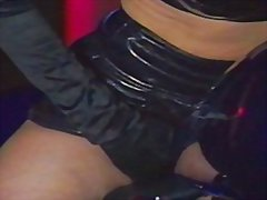 Redtube - Biker fetish slave and her master