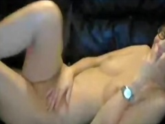 College Babe Works Some Dick