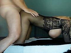 Vporn - Follando con su suegra video 14