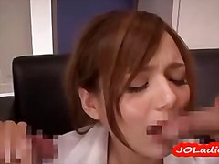 Redtube - Office lady squirting while fingered sucking