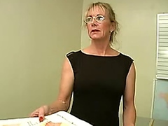 Vporn - Sunny Shores - teacher in the classroom