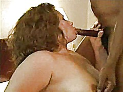 Xhamster - Wife with 2 studs gets cream pie.